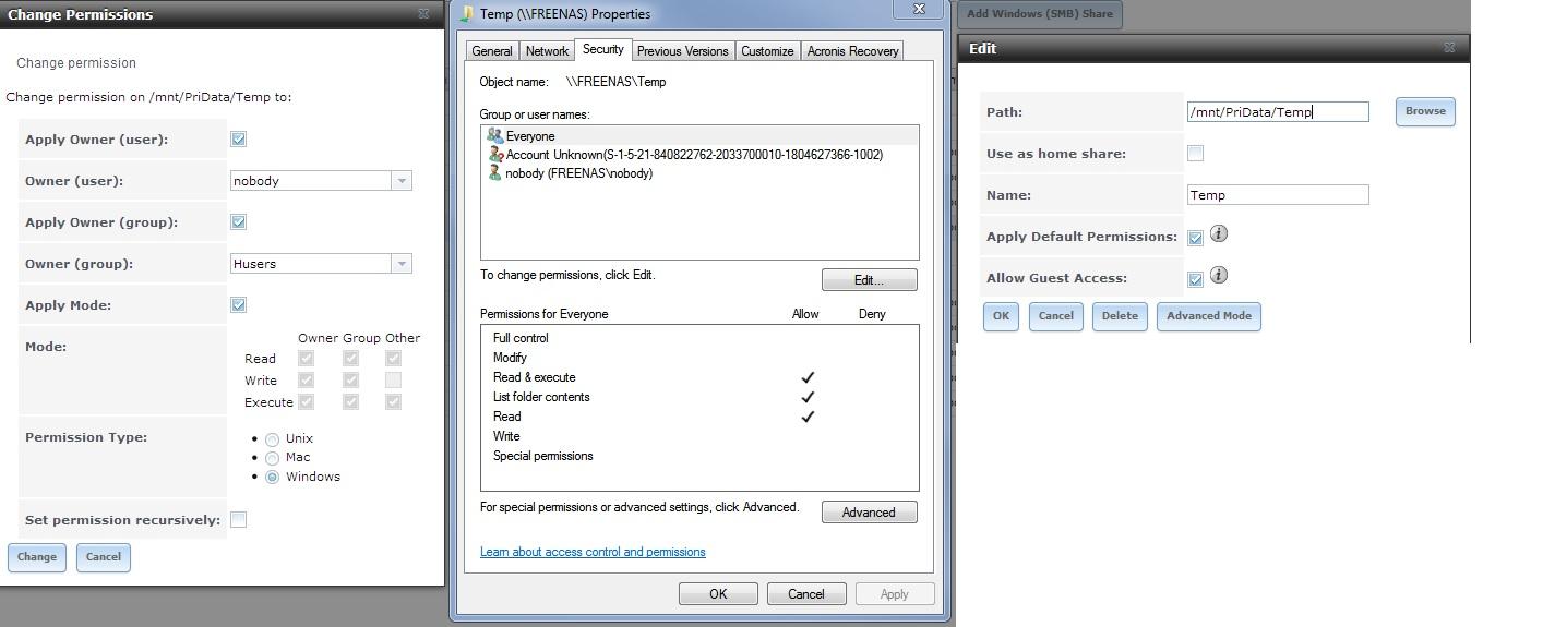 SID Not Resolving | iXsystems Community